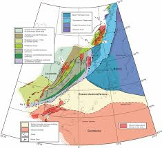 European Exploration Map An Integrated Study Of Permo Triassic Basins Along The North