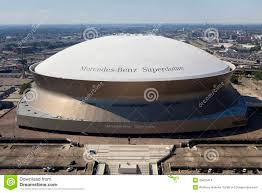 mercedes superdome mercedes superdome editorial stock image image of louisiana
