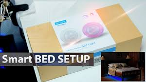 led strip light for bed with motion sensor gadgets xray review