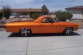 camaro el camino 1969 chevrolet el camino custom 93578