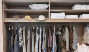 diez cosas para evitar en alco armarios trucos para ordenar tu armario y duplicar el espacio informacion es