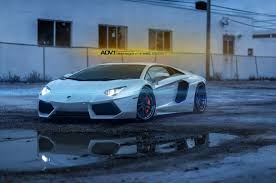lamborghini aventador headlights extremely low super car stance of lamborghini aventador u2014 carid