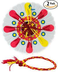 bracelet friendship maker images Friendship bracelet maker kit for 2 cute red yellow jpg