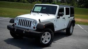 white 4 door jeep wrangler used white 4 door jeep wrangler 28 images newest white 4 door