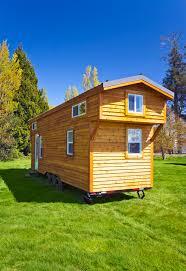 tiny house 28 ft trailer tiny living homes loft edition