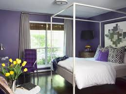Gray And Purple Bedroom by Master Bedroom Color Combinations Pictures Options U0026 Ideas Hgtv