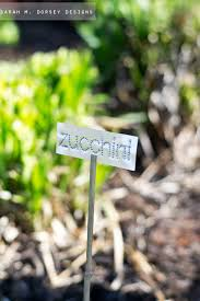 Vegetable Garden Labels by 42 Best Garden Labels Images On Pinterest Garden Markers