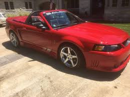 1999 ford mustang pictures 1999 ford mustang svt cobra 2dr convertible in louis mo