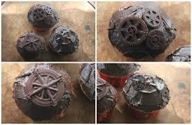diy steampunk cupcakes bohemianromance
