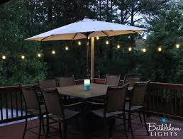 led edison string lights led edison bulb string lights 10 edison bulbs gardeners com