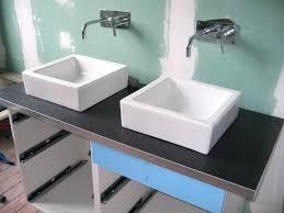 meuble de cuisine dans salle de bain meuble salle de bain fait maison meuble de salle de bain avec