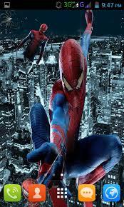 free spiderman live wallpaper best apk download for android getjar