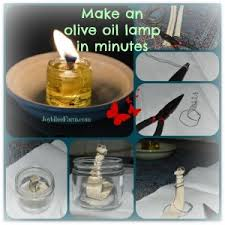 diy olive oil lamp the lost art you need to know joybilee farm