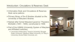 university of maryland help desk note to change the image on this slide select the picture and