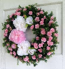 front doors front door summer wreath ideas home door door design