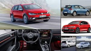 volkswagen golf all years and modifications with reviews msrp