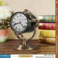 Howard Miller Grandfather Clock Value Vintage Spotlight Style Quartz Mantel Clock