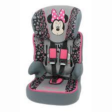 siege auto nania 1 2 3 disney minnie mouse beline sp 1 2 3 car seat kiddicare