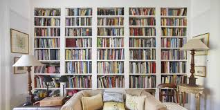 modern built in bookshelves michelec info