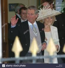 the wedding of hrh prince charles and camilla parker bowles at