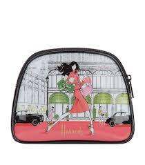 View Luxury Designer Bags Lyst Harrods Megan Hess Luxury Lifestyle Cosmetic Bag