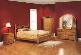 Oak Bedroom Furniture Sets Cambridge Amish Cannonball Bed Countryside Amish Furniture