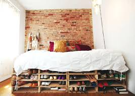 pallets as bed frame view in gallery why limit yourself to a bed