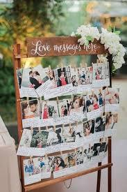 poloroid guest book wedding guest book ideas ella celebration