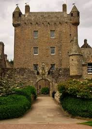 Home Of Queen Elizabeth Dining Room At Glamis Castle The Childhood Home Of Queen