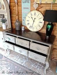 large pedestal partners writing desk 8 drawers leather key shabby