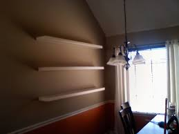 Heavy Duty Floating Shelves by Top Floating Book Shelves On Furniture With Floating Bookshelves