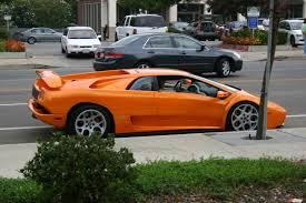Lamborghini Murcielago Orange - 2001 lamborghini diablo 60 oumma city com