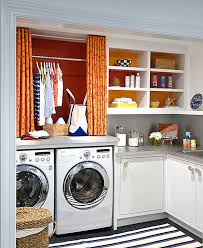 designs ideas tiny laundry room with white sink and white