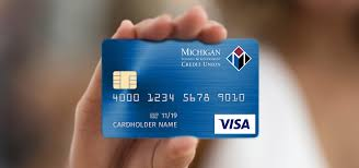 classic visa credit card michigan schools government credit union
