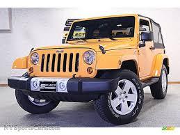 jeep sahara black 2012 jeep wrangler sahara 4x4 in dozer yellow 207277