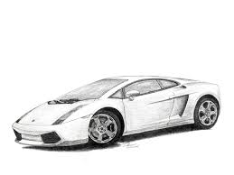 lamborghini car drawing here some images of cool drawings of cars made with pencil