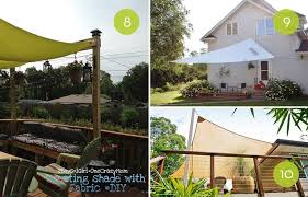 Shade Ideas For Backyard Roundup 10 Beautiful Diy Backyard Shade Projects Curbly