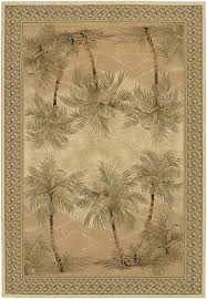 Palm Tree Runner Rug Couristan Everest Palm Tree Rugs Rugs Direct
