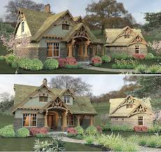 Storybook Cottage House Plans by Best 25 Cottage Style House Plans Ideas On Pinterest Small