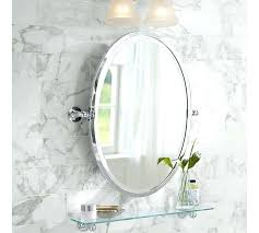 bathroom tilt mirrors oval tilting bathroom mirror bathroom mirrors oval tilt mirror pivot