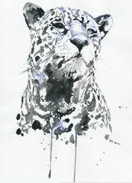 black leopard tattoo tattooistdoy inkedwall design drawing