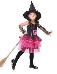 Girls Witch Halloween Costumes Buy Wholesale Toddler Witch Halloween Costumes China