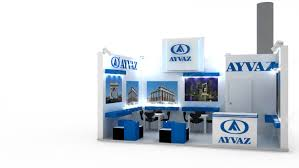 ayvaz exhibition stand design 2 3d model in exhibit 3dexport