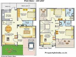 bungalow house design and floor plan home deco plans
