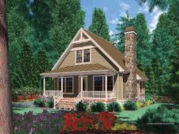 cozy cottage house plans the house plan shop blog featured cozy cabin house plan