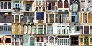 house windows design malaysia this town in malaysia has the prettiest windows you u0027ll ever see