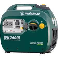 westinghouse oem branded inverter generators generators