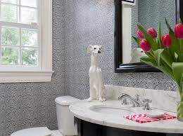 modern dog house contemporary powder room to clearly tiffany