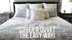 Covered Duvet Tip Tuesday How To Cover A Duvet Duvet Rolling Hack Youtube