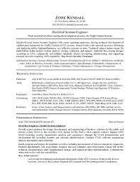 maintenance resume template sle of maintenance resume electrical engineering resume template